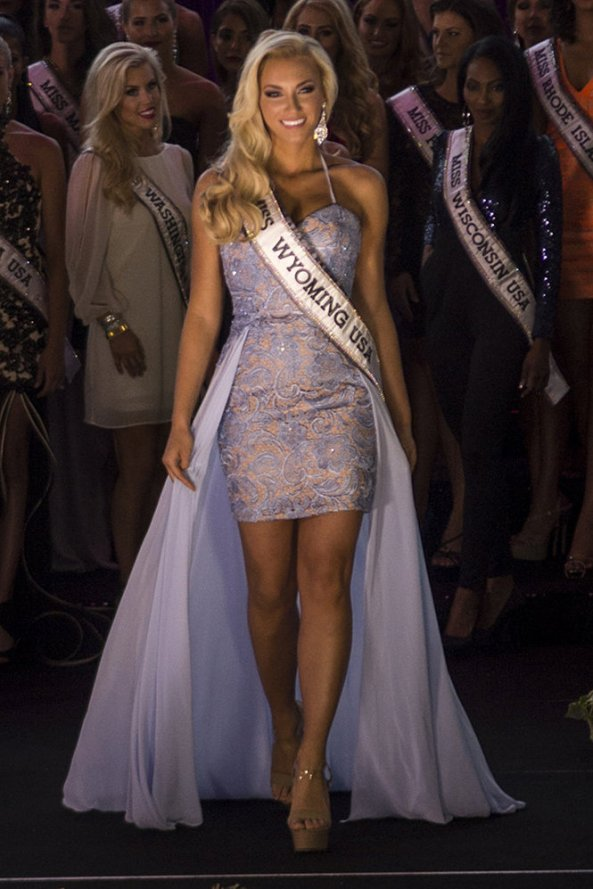 Lexi Hill, Miss Wyoming USA 2014