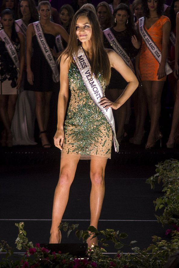 Gina Bernasconi, Miss Vermont USA 2014