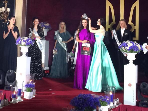 Miss Universe Ukraine 2014 Anna Andres