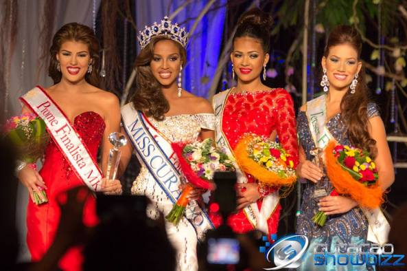 Miss CURACAO UNIVERSE 2014  - LAURIEN ANGELISTA