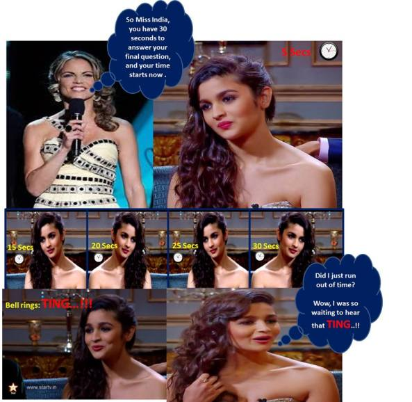 Alia: Let's do it once more..!!