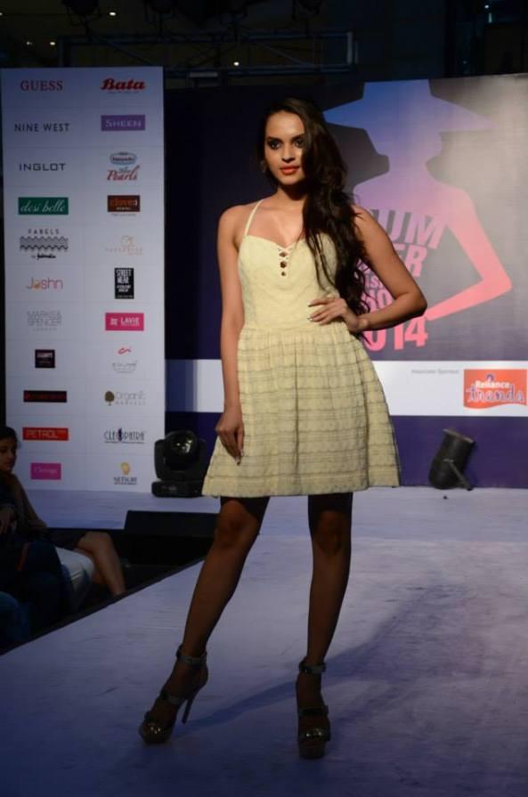Gail Nicole Da Silva ~Femina Miss India 2nd Runner Up