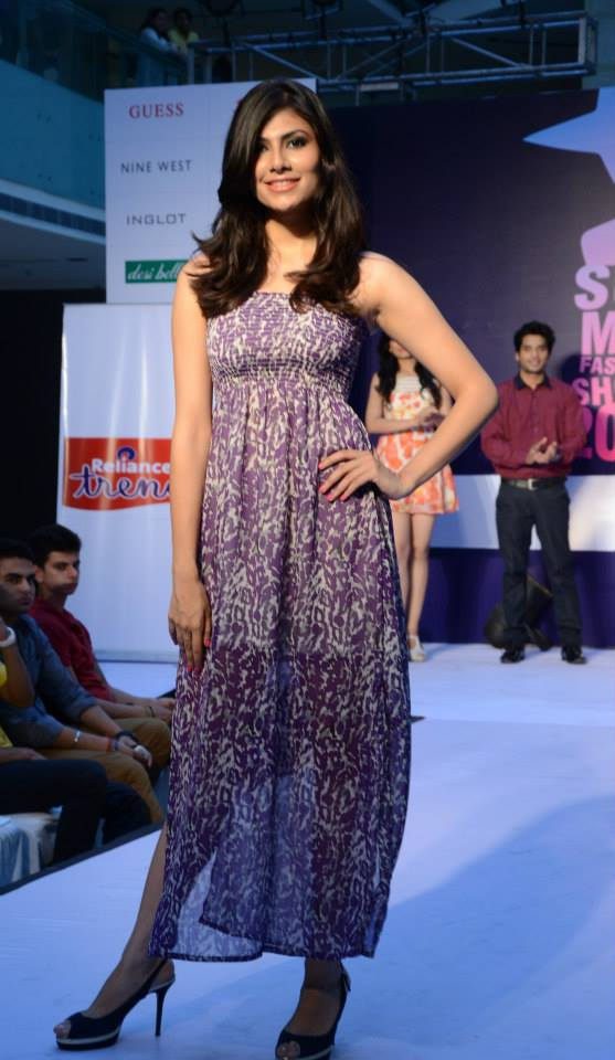 Vanya Mishra ~ Femina Miss India World 2012