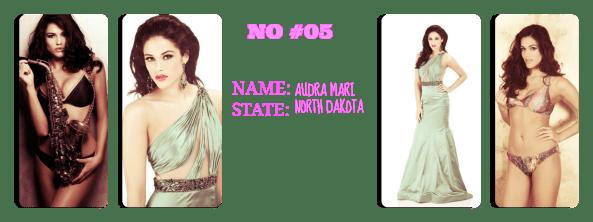 Miss North DakotaUSA 2014 ~Audra Mari