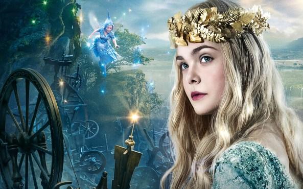 Elle Fanning as Princess Aurora