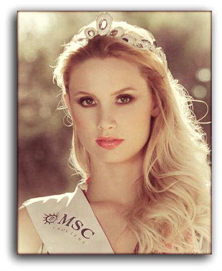 Sarah Baderna ~Miss World Italy 2013.