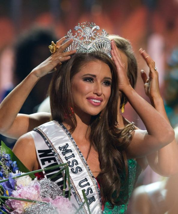 NIA SANCHEZ~ MISS USA 2014