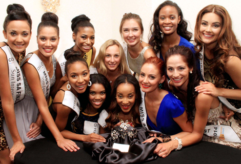 Miss South Africa 2014 had many interesting challenger events.  The videos of these events on the official channel of the pageant are so much fun and interesting.