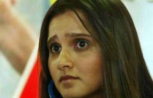 """""""I was really sad yesterday. It is really upsetting for me. I don't know if it happens in any other country. I don't know how many times I will have to justify my Indianness, prove my patriotism,"""" Sania said during an interview while holding back tears."""
