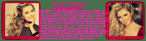 BAILEY MEDEIROS ~MASSACHUSETTS