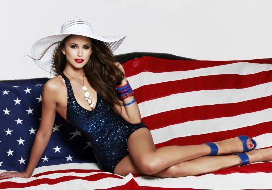 Miss USA Nia Sanchez_3_By Fadil Berisha