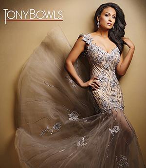 Nina Davuluri ~Miss America 2014 for Tony Bowls