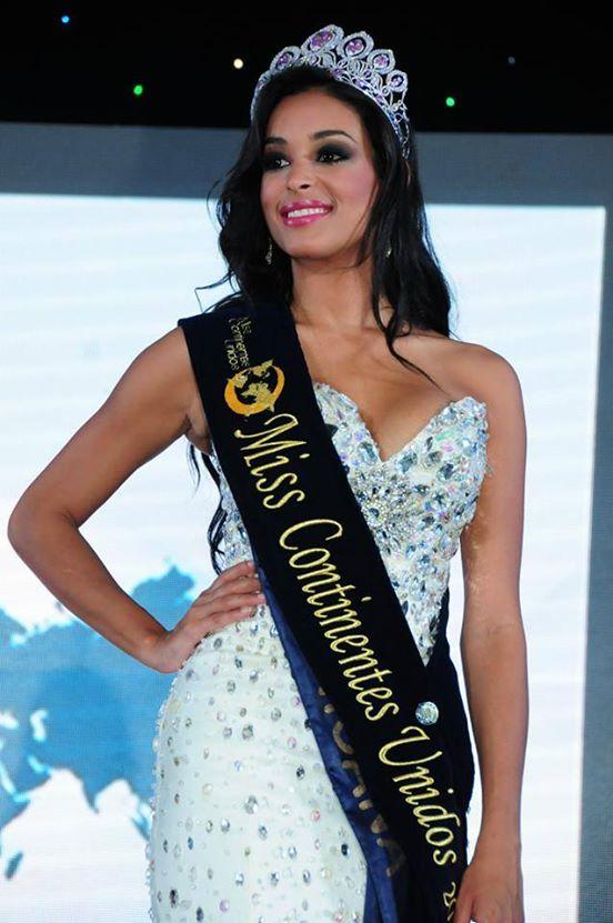 Miss United Continents 2014, Geisha Montes de Oca