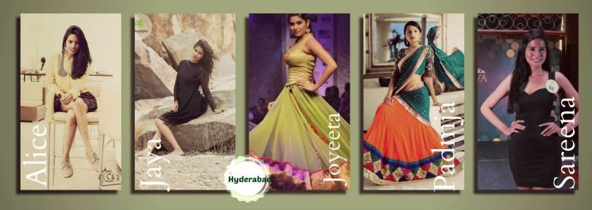 Alice Rosario,Jaya Vishwanathan,Joyeeta Ghosh,Padmja Singh,Sareena
