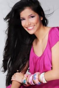 Señorita Norte de Santander* Natalia Guzmán Contreras.