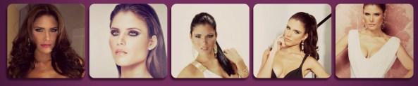 Gabriela Berrios Miss Universe Puerto Rico 2014