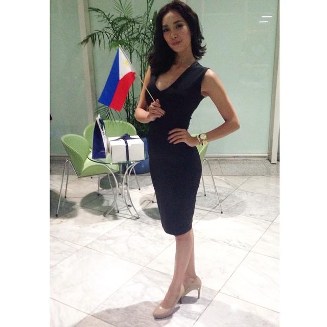 Miss International 2013 ~ BEa Santiago