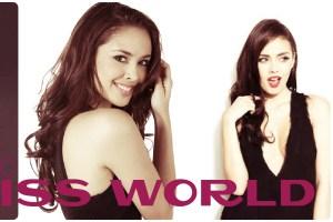 MEGAN YOUNG MISS WORLD 2014