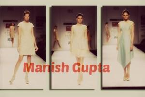 WIFW SS 15 Day 2 - Manish Gupta