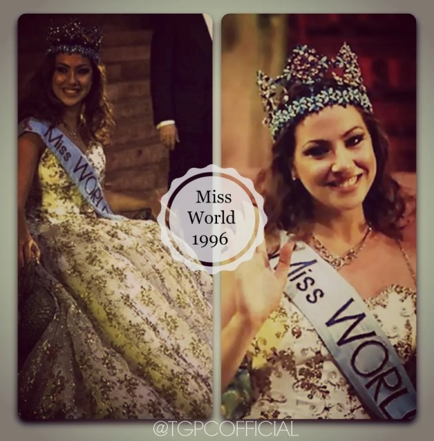 India at Miss World