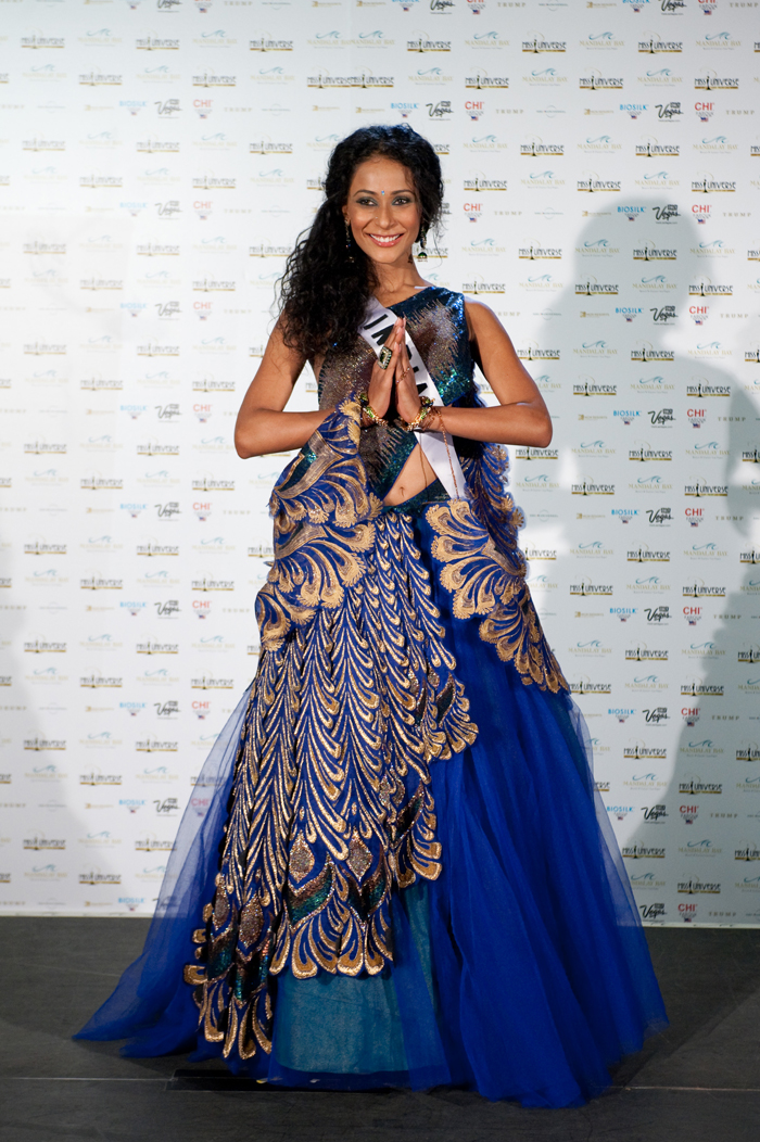 Miss Universe India 2010, Ushoshi Sen Gupta
