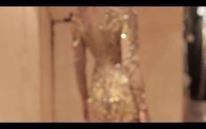 Noyonita Lodh's Evening Gown
