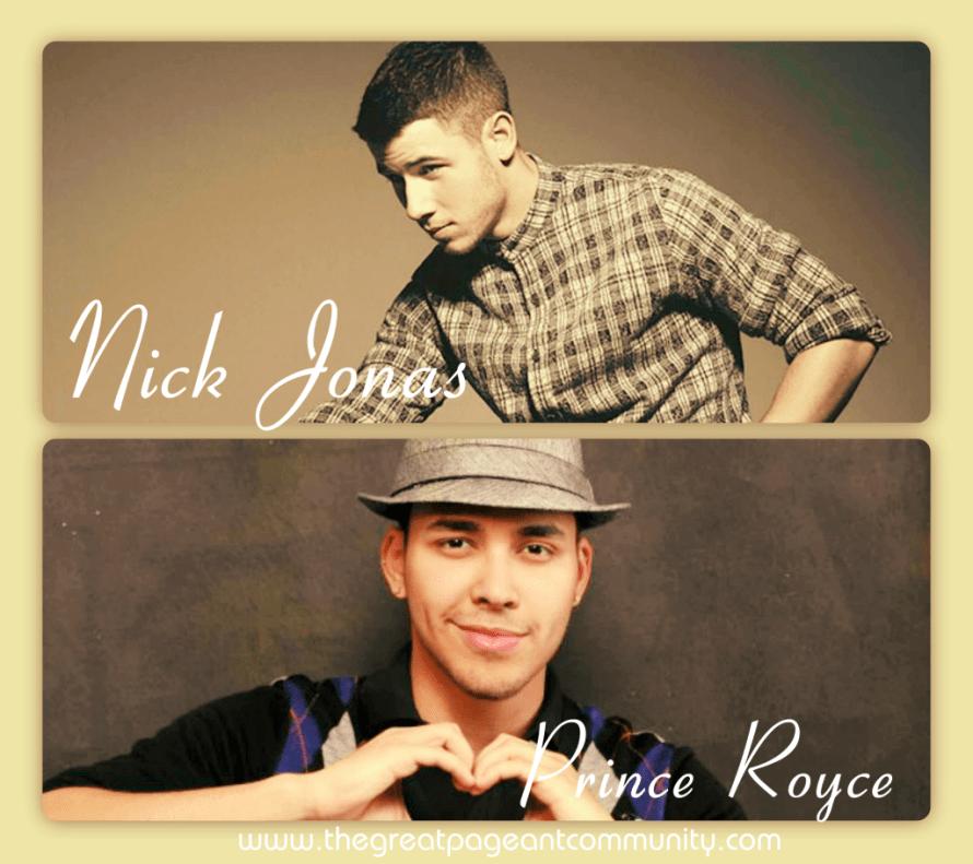 Nick Jonas & Prince Royce