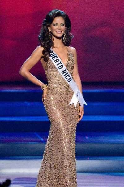 At Miss Universe 2008