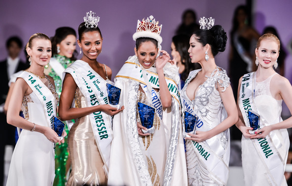 Miss International 2015 Contestants