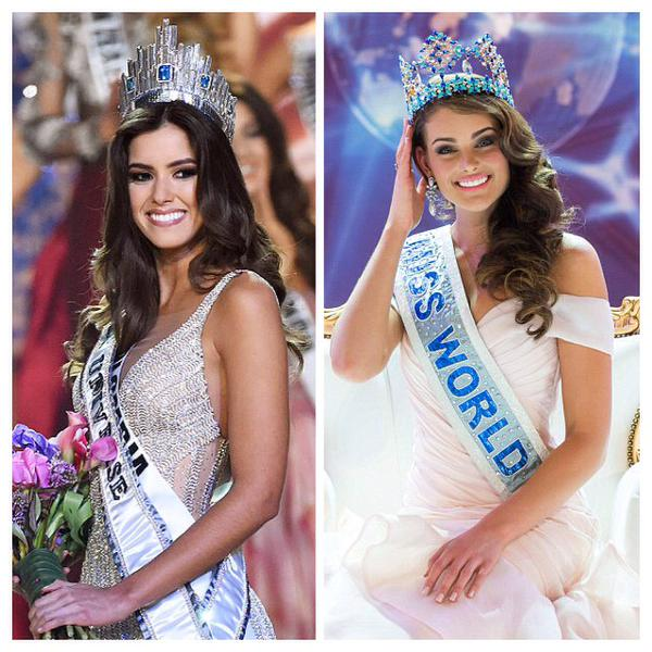 Miss Universe & Miss World