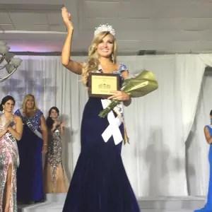 Miss U.S.International 2015 - Lindsay Becker.