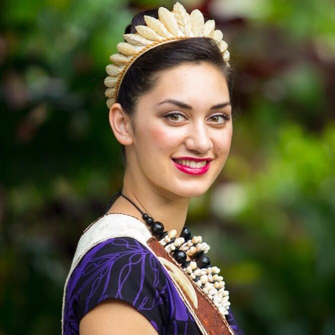 Miss Samoa 2014~ Latafale Auva'a