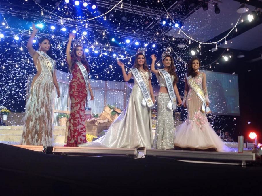 Miss Bolivia 2015