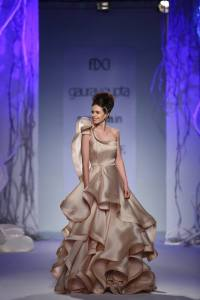 """Gaurav Gupta's """"Silt and Cipher"""" collection from AICW 2015"""