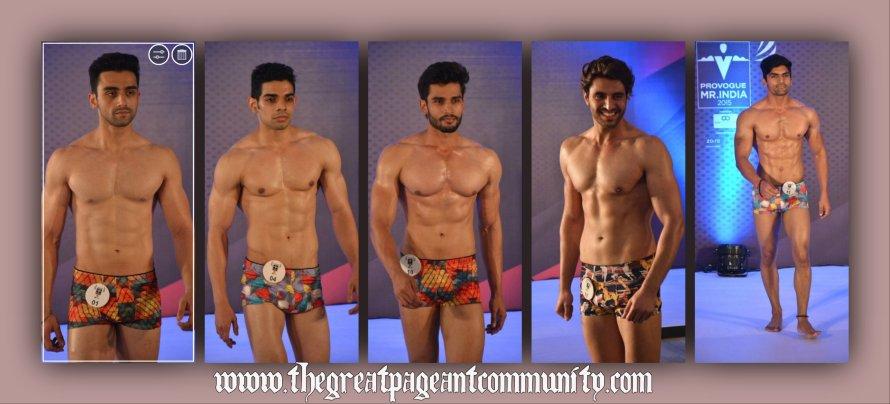 Mr India World 2015 Perfect Body