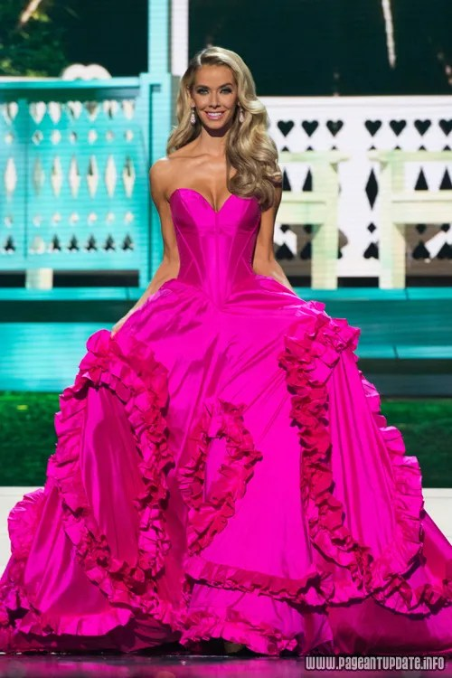 Miss USA 2015 Evening Gown Competition