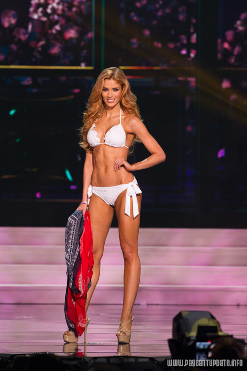 Miss USA 2015 Swimsuit