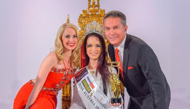 Miss Austria 2015~ Annika Grill