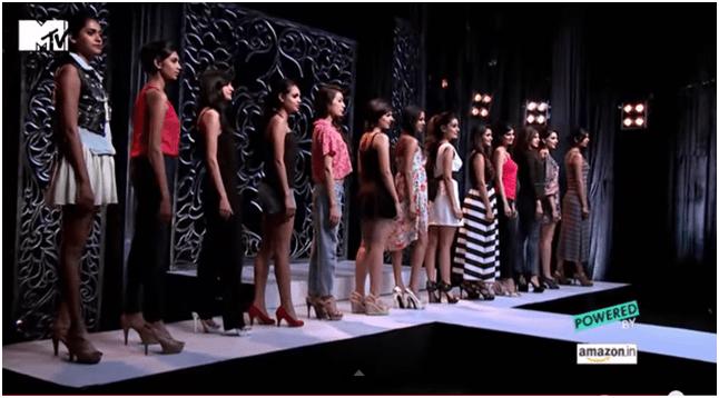 India's Next Top Model Episode 1