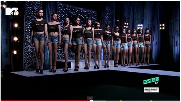 India's Next Top Model Episode 2