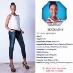 022 Vuyiswa Mnqibisa Miss Botswana 2015 Contestants