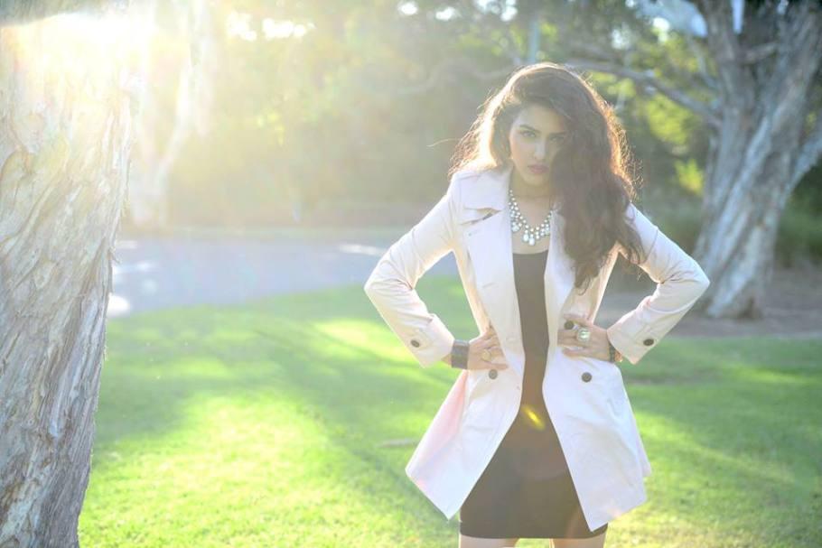 Miss World Australia 2015 Finalist Ananya Lana Soni