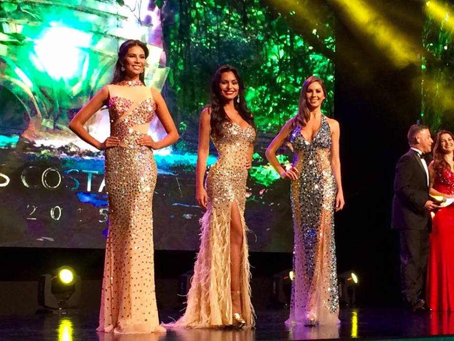 Miss Costa Rica 2015 is Brenda Castro