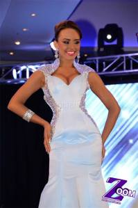 Miss Universe Aruba 2015: Alysha Boekhoudt.