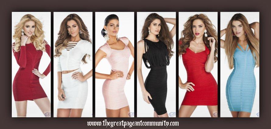 Miss Venezuela 2015 Mid Length Photos