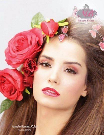 Miss World 2015 Hot Favourites Mexico -Yamelin Ramírez