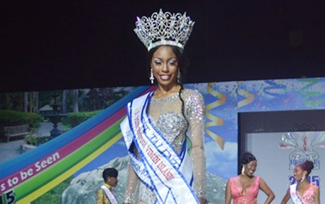Adorya Baly Miss British Virgin Islands 2015