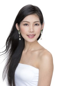 Cecil TANAKA Miss World Japan 2015 Contestants