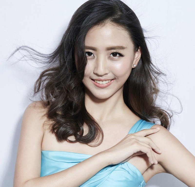 Jessica Xue named as Miss Universe China 2015