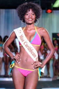 Danisha Scott- Miss Caribbean Rockerz